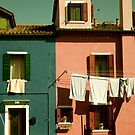 Burano IX by Louise Fahy