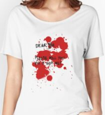 Dear Jim... Women's Relaxed Fit T-Shirt