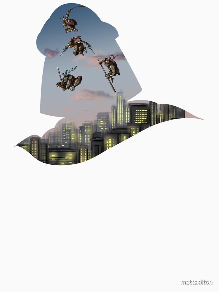 The Shredder by mattskilton