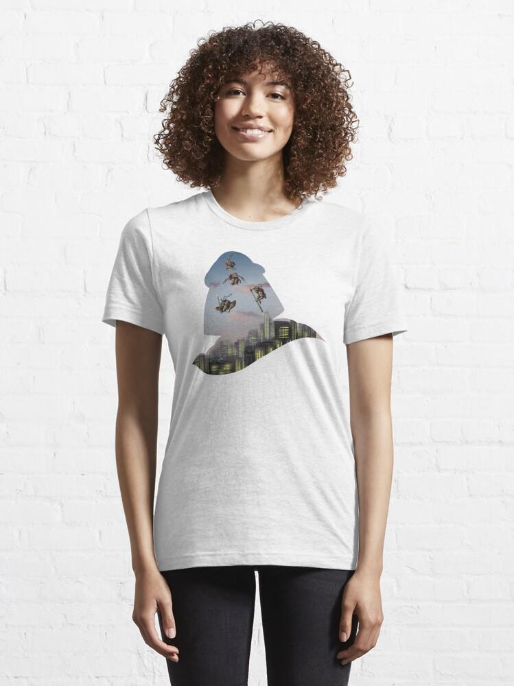 Alternate view of The Shredder Essential T-Shirt