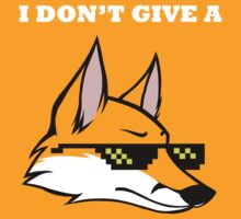 I DON'T GIVE A FOX | Unisex T-Shirt