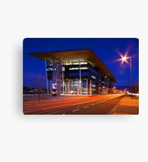 Newport University Canvas Print