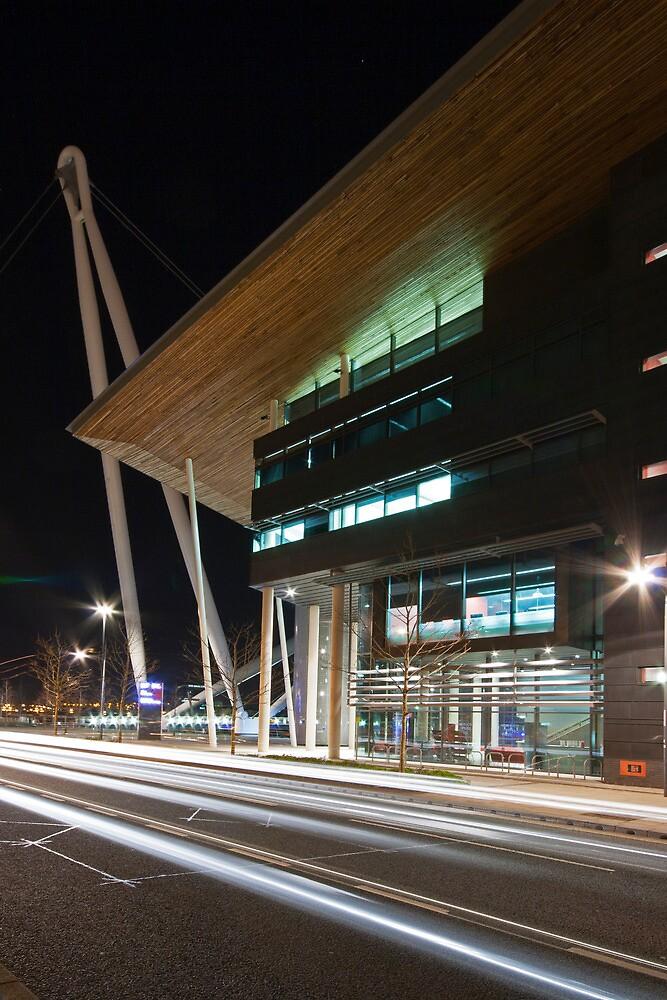 Newport University by Ciaran Sidwell