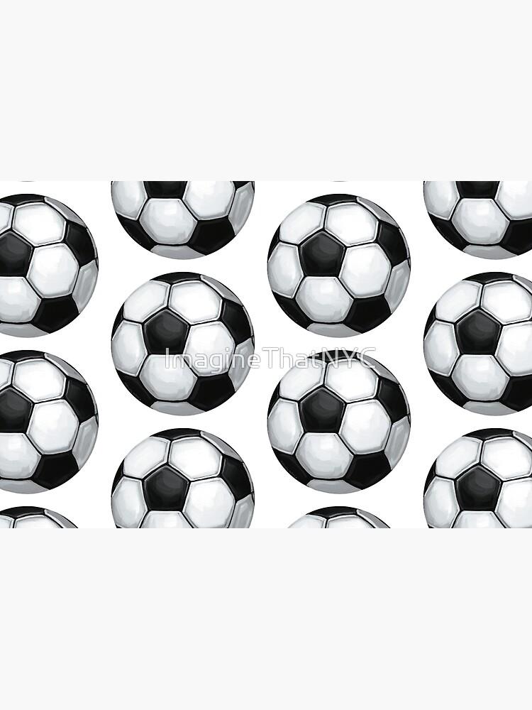Soccer Ball by ImagineThatNYC