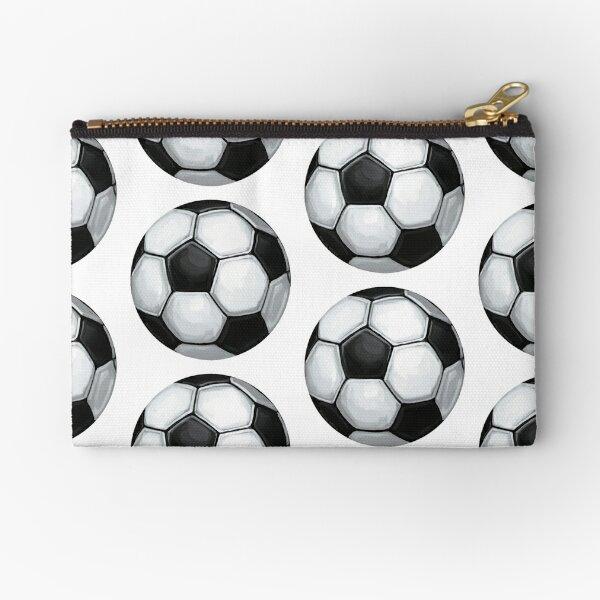 Soccer Ball Zipper Pouch