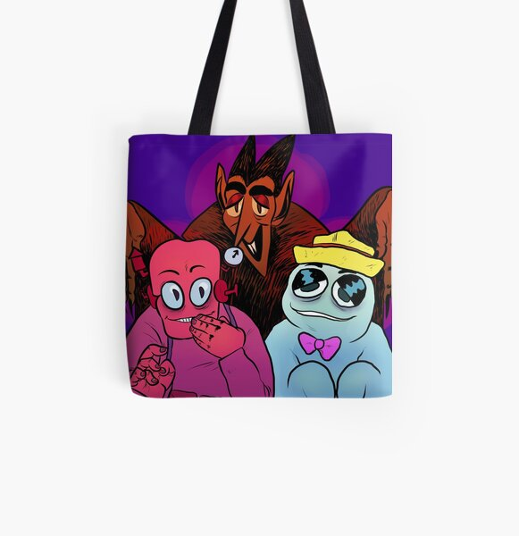 monster cereal All Over Print Tote Bag