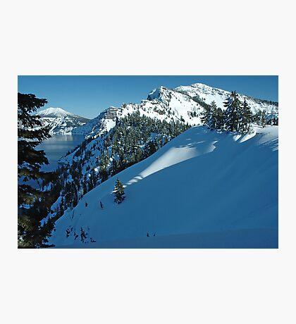 Crater Lake Oregon Photographic Print