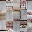 Corrugated Patchwork by Joan Wild