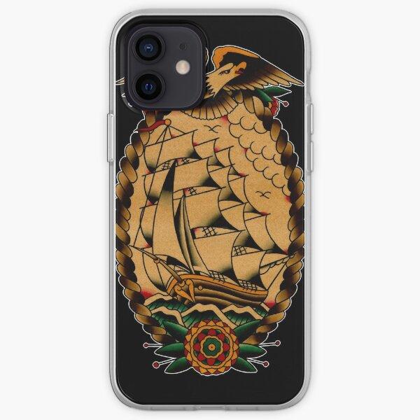 Clipper Ship iPhone Soft Case