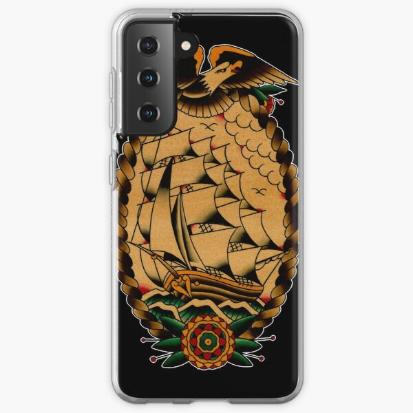 Clipper Ship Samsung Galaxy Soft Case