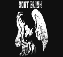 "Dr Who - ""Don't Blink"" Crying Angel"