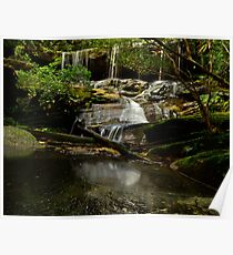 Somersby Falls. Poster