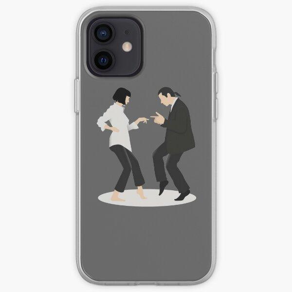 Pulp Fiction  |  Dancing #2 iPhone Soft Case