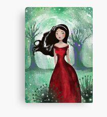 Outside The Fairy Kingdom Canvas Print