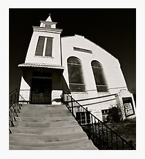Methodist Church, West Liberty, KY Photographic Print