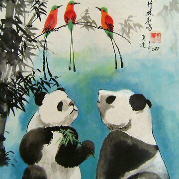trio orchestra by zhenlian