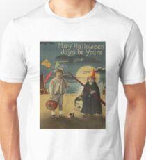 Halloween Card of Horror  T-Shirt