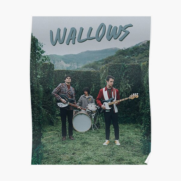 Wallows Garden Poster Poster