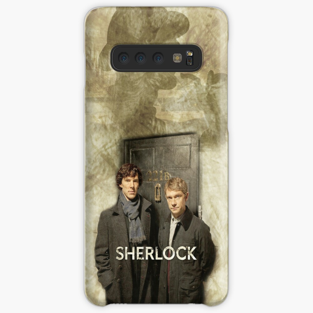 BBC Sherlock Case & Skin for Samsung Galaxy