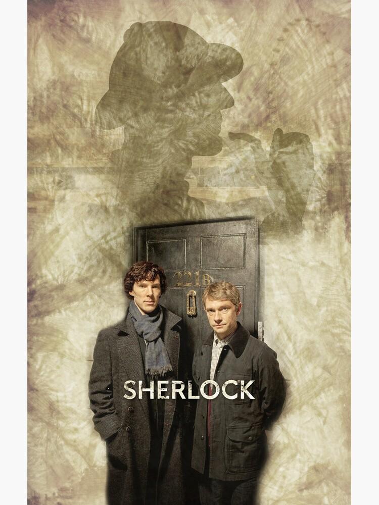 BBC Sherlock by sweetlows