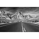 Road to Red Rock by Onny Carr