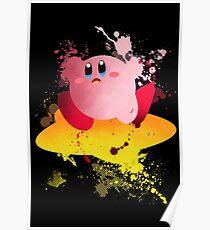 Kirby Art Print Poster