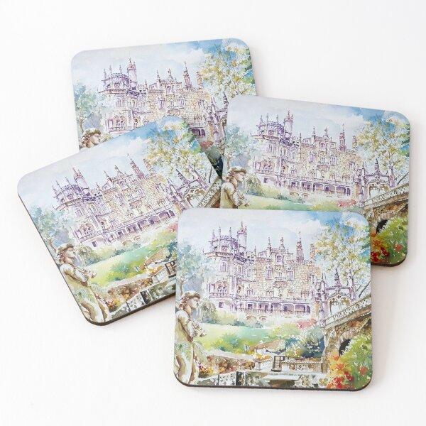 Quinta da Regaleira, Sintra  Coasters (Set of 4)