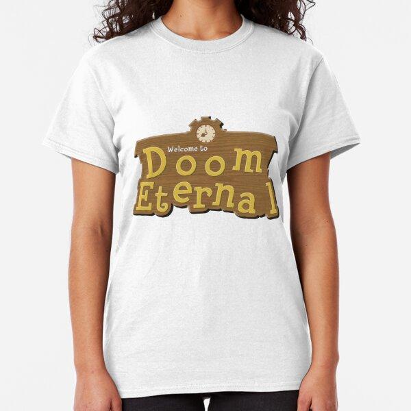 Doom Eternal - Animal Crossing Classic T-Shirt