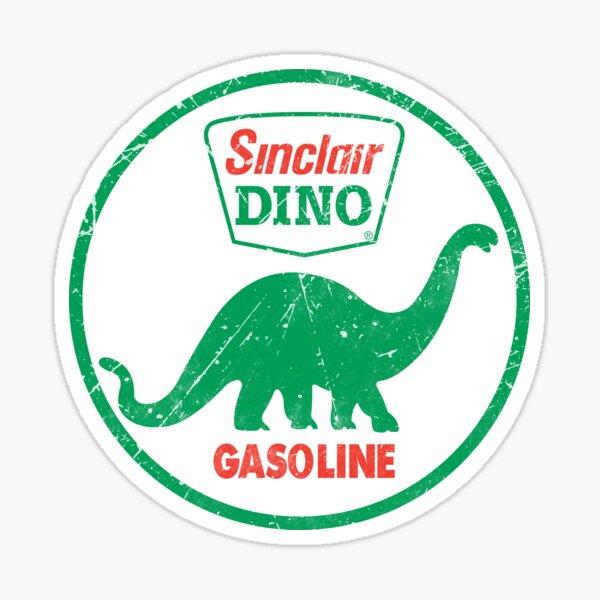 Sinclair Gasoline Dino Sticker