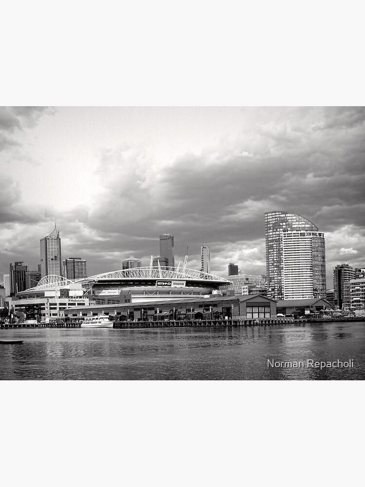 Colonial Telstra Etihad Stadium Dome by keystone