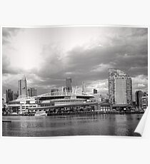 Colonial Telstra Etihad Stadium Dome Poster
