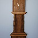 My Grandma's clock. by Dawid Groenenstein