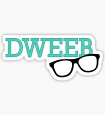 Dweebs Are Cool! Sticker