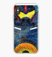 Pacific Rim: Gipsy Danger Art Print iPhone Case
