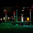 City Toadstools by Stephen Monro