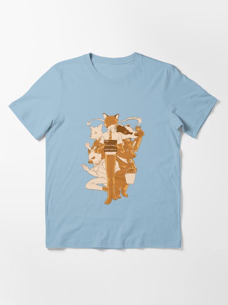 Alternate view of Fantastic Mr Fox Essential T-Shirt