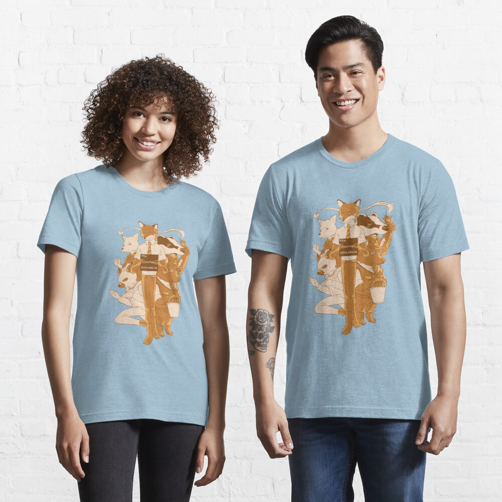 Fantastic Mr Fox Essential T-Shirt