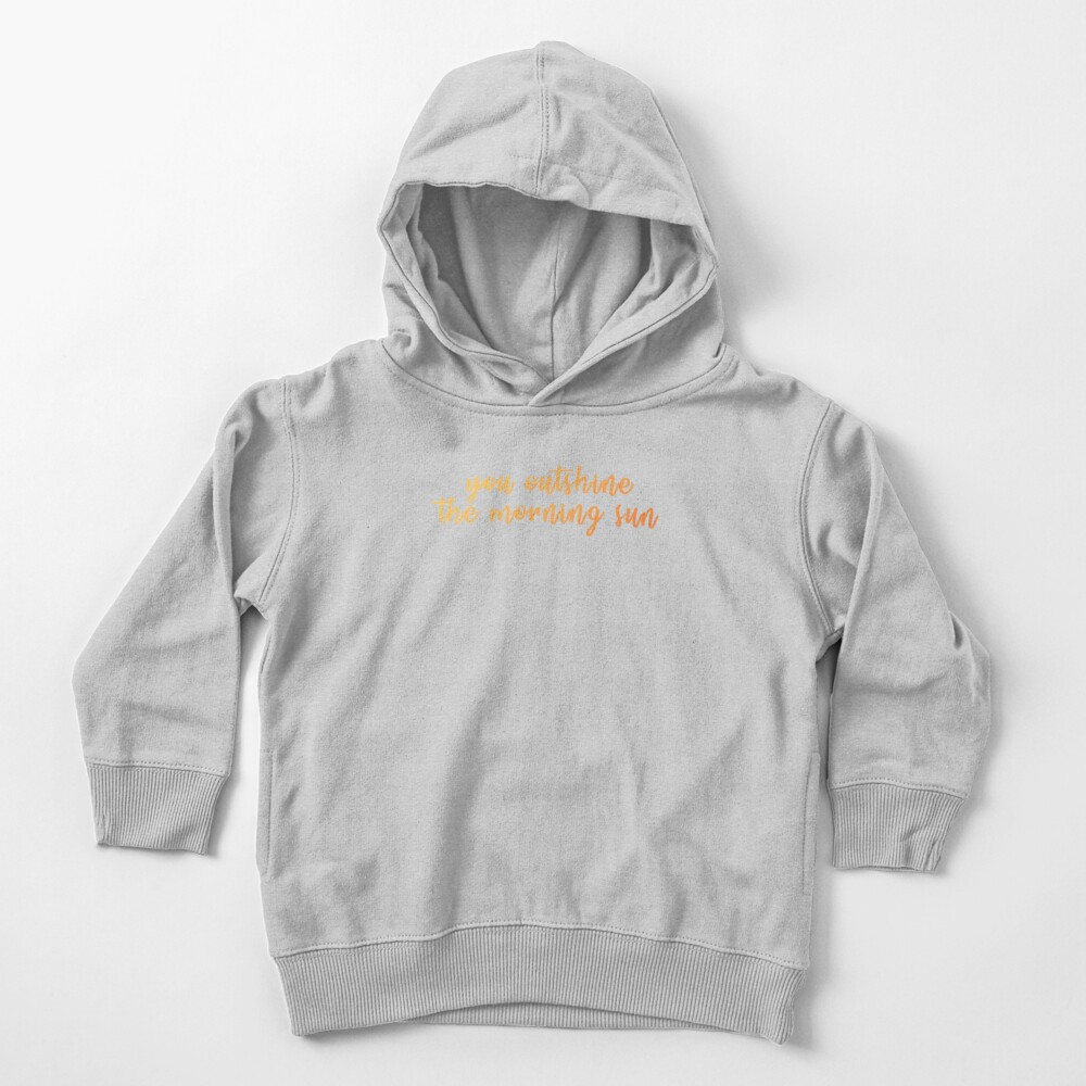 Dear Theodosia Toddler Pullover Hoodie