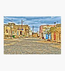 Capoverde -Africa Photographic Print