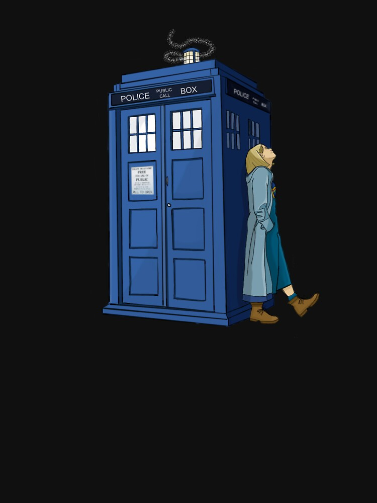 13th Doctor by Dandydoodlez