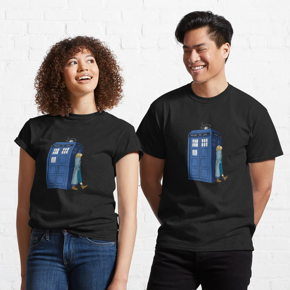 13th Doctor Classic T-Shirt