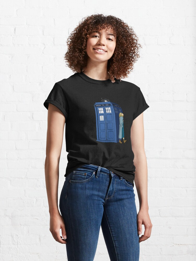 Alternate view of 13th Doctor Classic T-Shirt