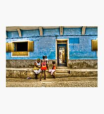 Capoverde-Africa Photographic Print