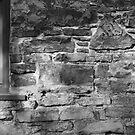Stone wall, Ottawa - December 2011 by Joseph Rotindo