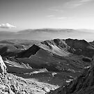 To the top of Gran Sasso by Mattia  Bicchi Photography