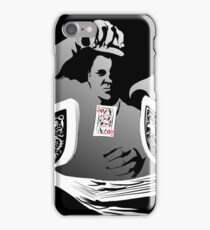 with the slight of hand iPhone Case/Skin