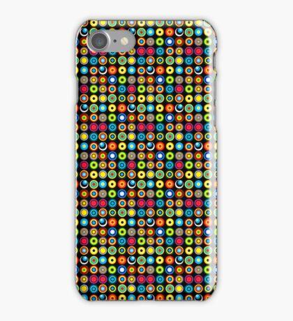 Poke-A-Dots - Black [iPhone case] iPhone Case/Skin