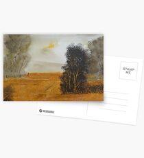 The Cornfield Postcards