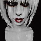 Lyric Gothic Portrait by Galen Valle
