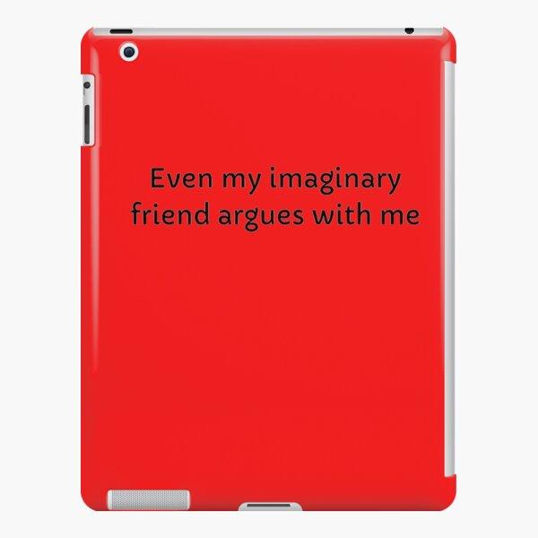 Imaginary Friends iPad Snap Case